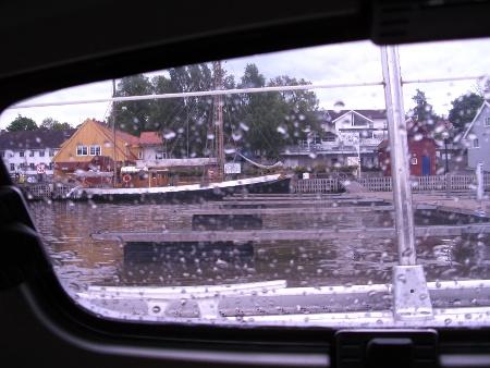 Rainy Day in Soon